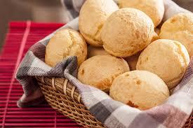 pão de queijo divino trigo